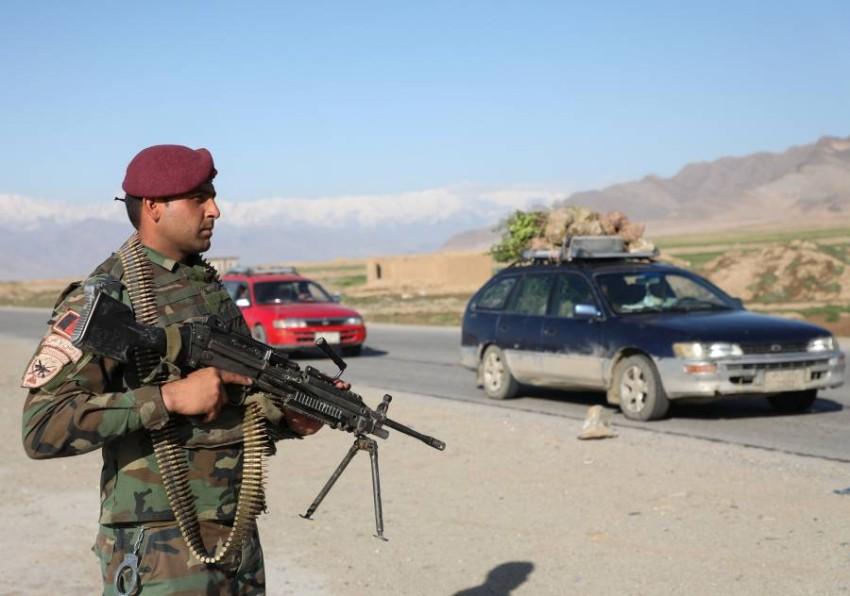 وضع أمني متوتر في أفغانستان رغم اتفاق فبراير. (رويترز)