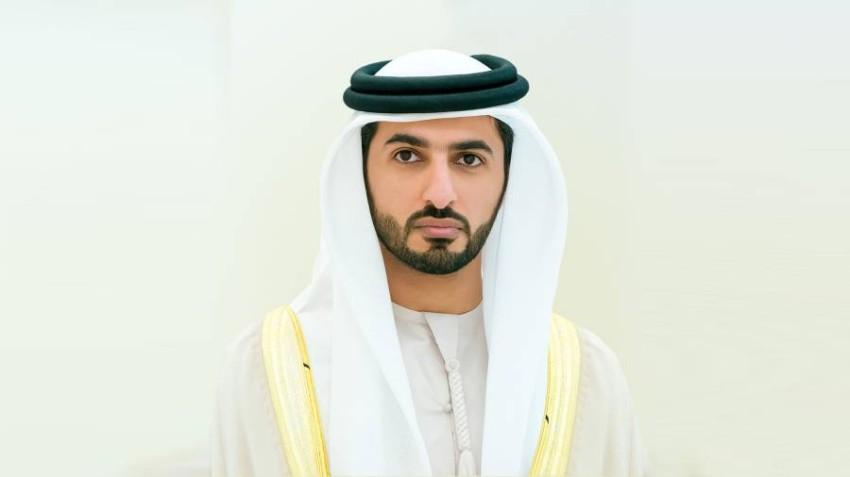 الشيخ راشد بن حميد النعي مي