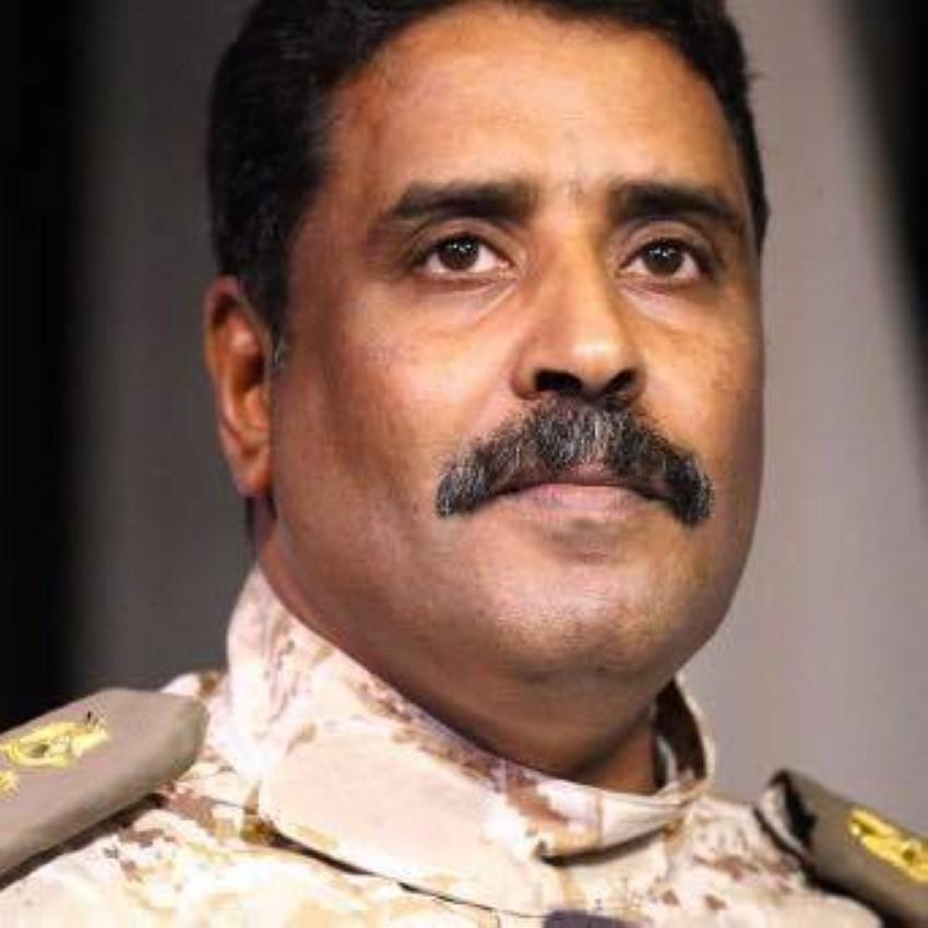 المتحدث باسم القيادة العامة للقوات الليبية.