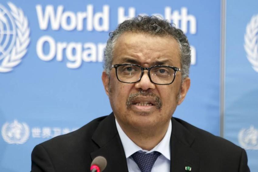 مدير منظمة الصحة العالمية. أ ب