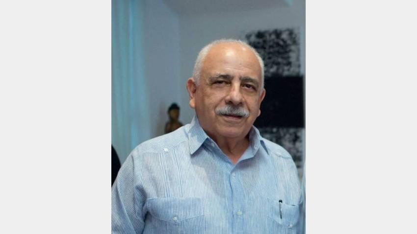 روبيرتو بلانكو دومينغيز سفير كوبا لدى دولة الإمارات العربية المتحدة