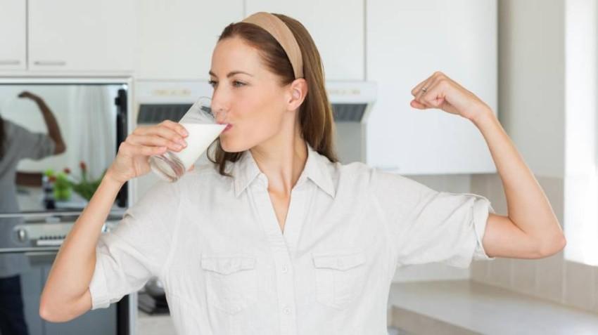 الحليب مصدر للطاقة