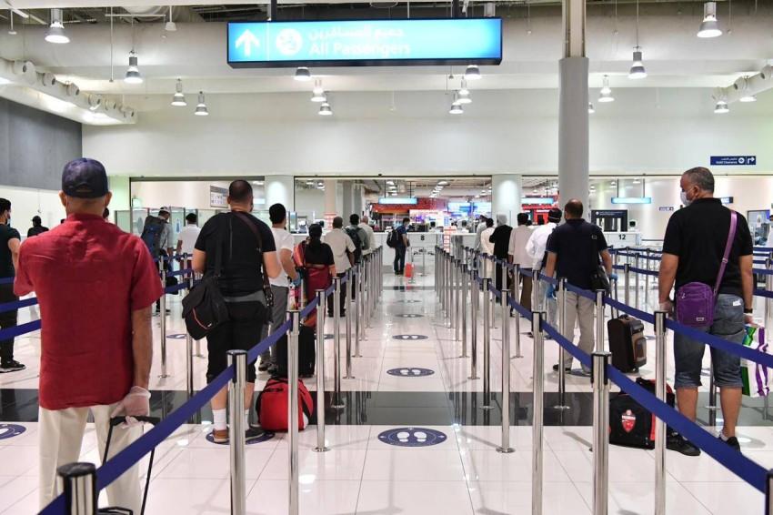إقامة دبي» تسهل إجلاء الرعايا الأجانب الراغبين في المغادرة إلى بلدانهم -  أخبار صحيفة الرؤية