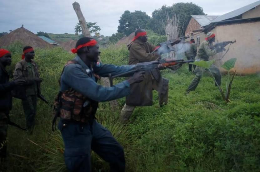 موجة جديدة من العنف القبلي في جنوب السودان. (أ ف ب)