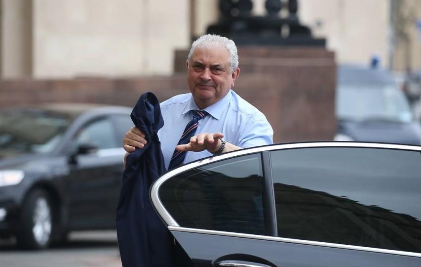 السفير الروسي لدى برلين سيرغي نيتشاييف. (تاس)