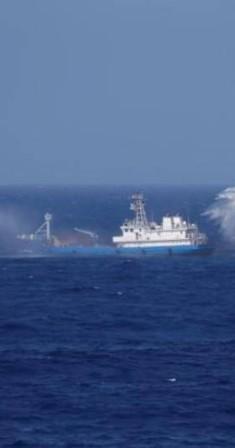 بحر الصين الجنوبي المتنازع عليه. (رويترز)