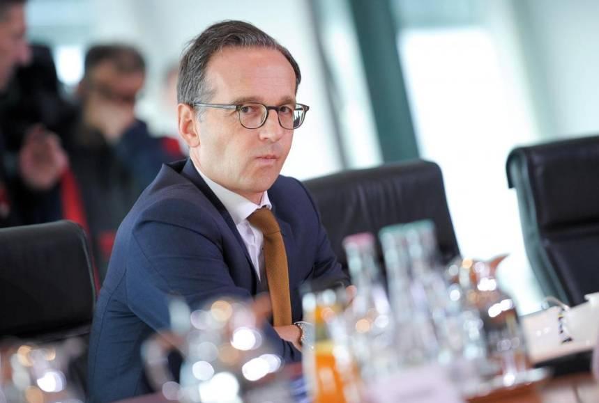 وزير الخارجية الألماني. (رويترز)