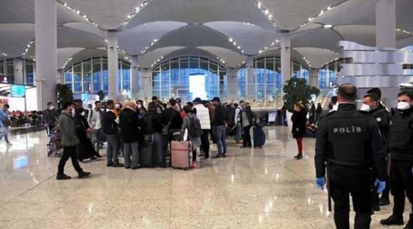 معاناة الجزائريين العالقين في تركيا ما زالت مستمرة.