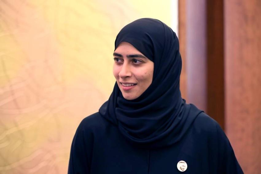 حوار مع حكم الهوكي الاماراتية فاطمة آل علي