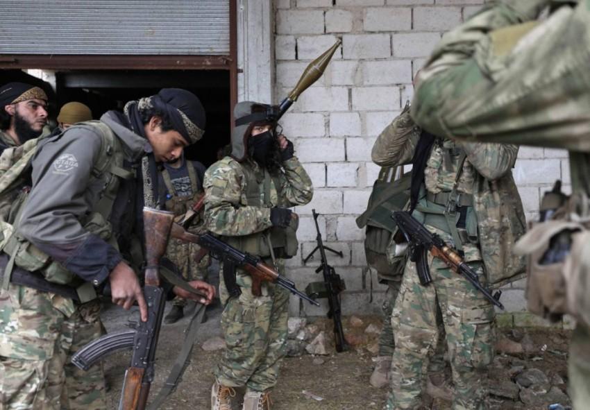 تمرد وعصيان في صفوف المرتزقة السوريين في ليبيا. (من المصدر)