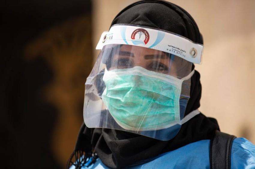 العراق يسجل وفيات وإصابات جديدة بكورونا. (أ ف ب)