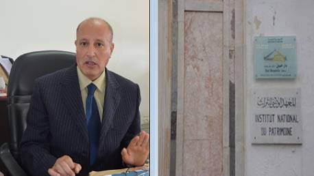 فوزي محفوظ مدير المعهد الوطني للتراث في تونس
