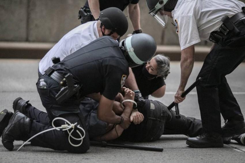 الاعتقالات وصلت إلى 9300 شخص منذ اندلاع الاحتجاجات.