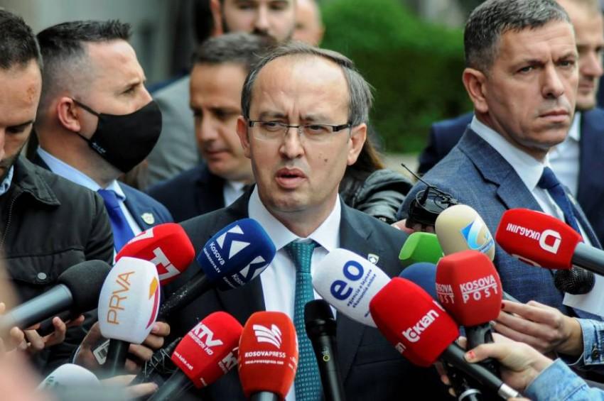 برلمان كوسوفو يقر تعيين رئيس وزراء جديد. (رويترز)
