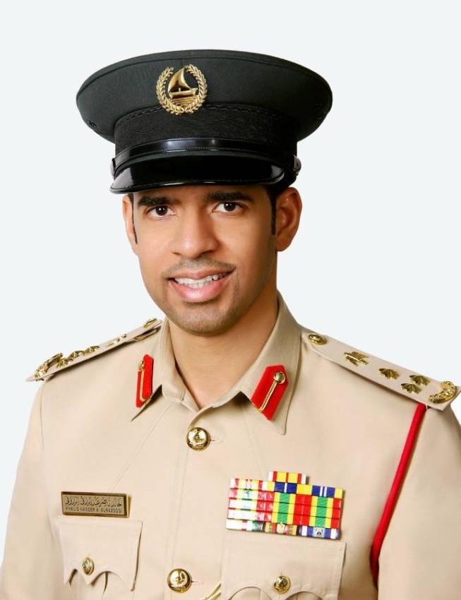 العميد خالد ناصر الرزوقي