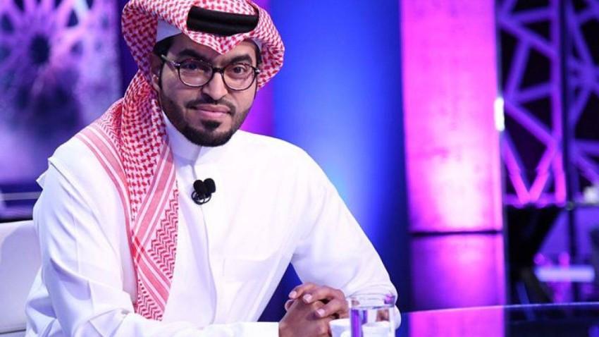 فيصل اليامي مقدم برنامج عن بعد