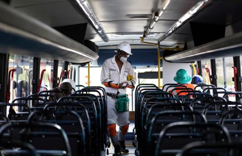 الدول الأفريقية توفر معدات فحص للكشف عن كورونا تكفي 6 أشهر. (رويترز)