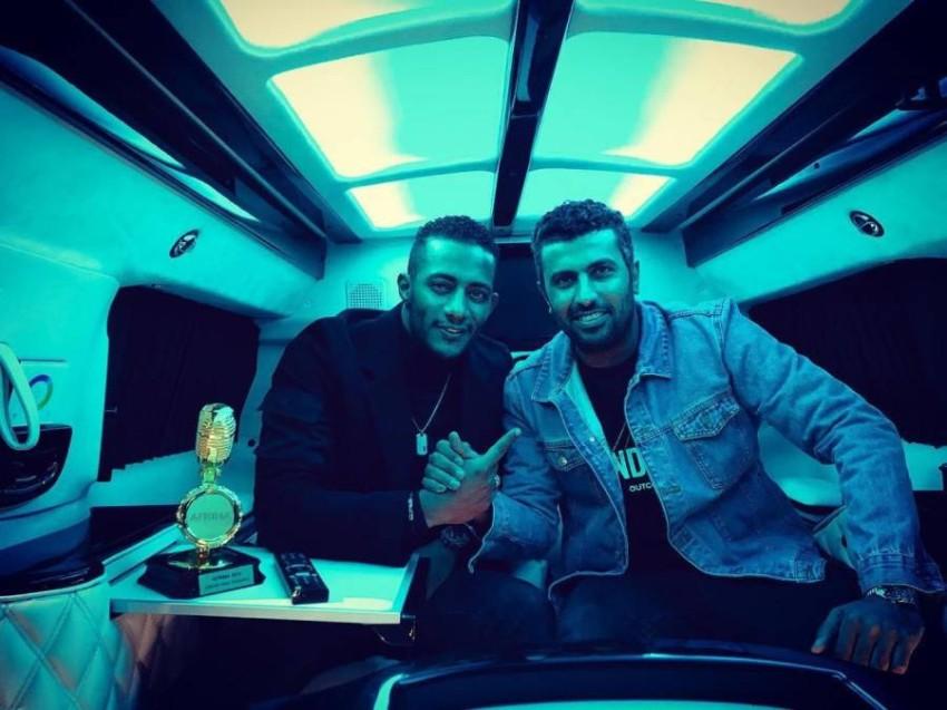 محمد رمضان ومحمد سامي.
