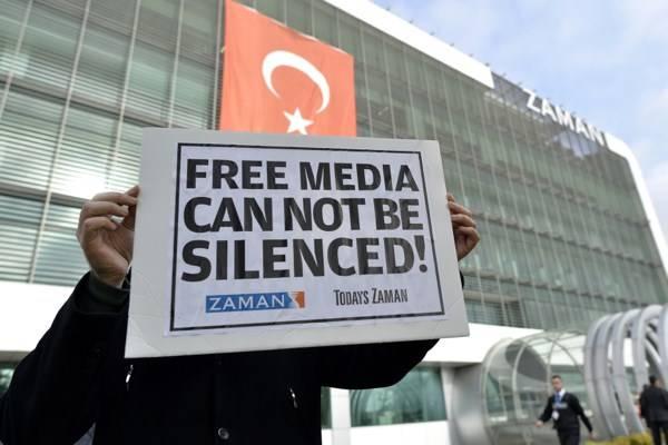 تركيا من أكثر سجاني الصحفيين في العالم. (أ ب)