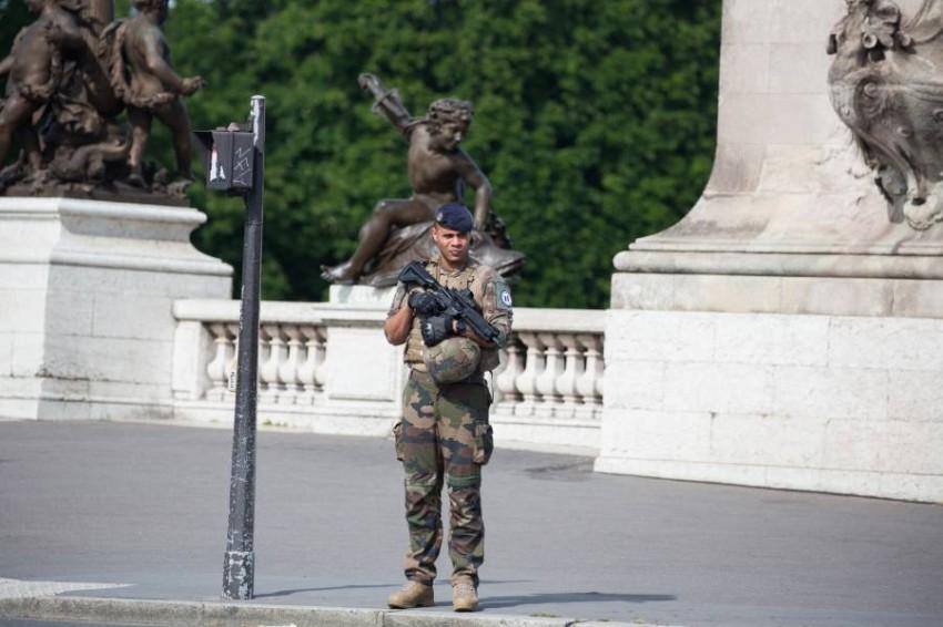 إصابة جنديين فرنسيين بنيران في تشاد. (رويترز)