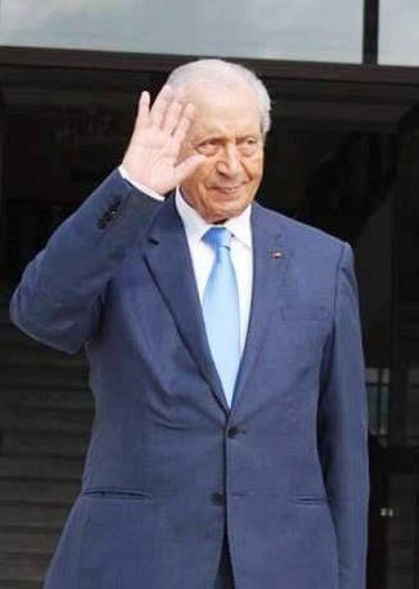 مؤسس المهرجان محمد الناصر الرئيس الشرفي للمهرجان
