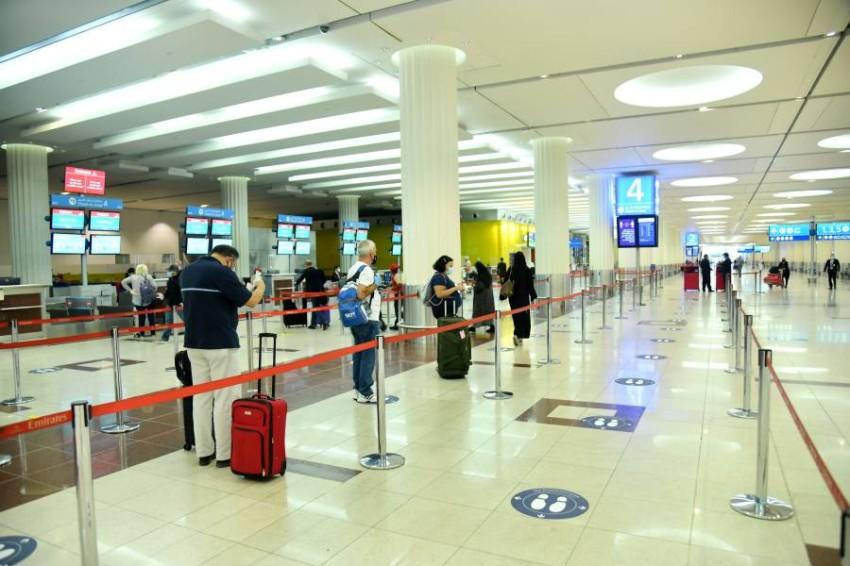 14300 هندي عادوا لبلادهم من دبي عبر 80 رحلة - أخبار صحيفة الرؤية