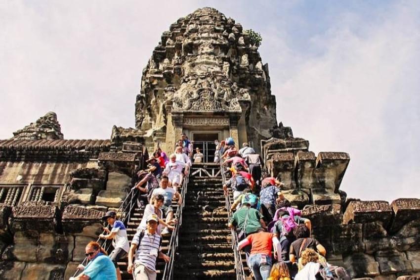 وديعة» كورونا شرط السفر إلى كمبوديا - أخبار صحيفة الرؤية