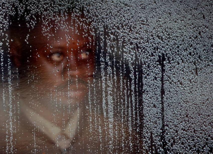حامل محتمل لفيروس إيبولا داخل مركز علاجي. (رويترز - أرشيفي)