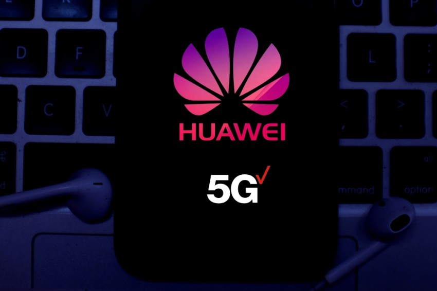 شركة هواوي هي أكبر منتج لمعدات 5G حول العالم (صورة تعبيرية).