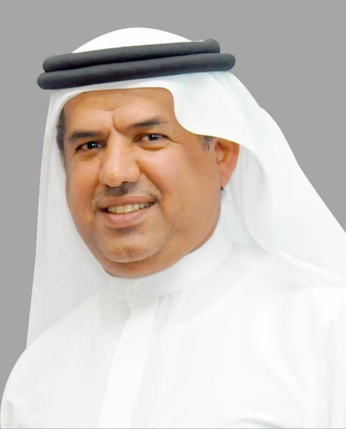 محمد سيف الهاملي المدير العام للهيئة العامة للمعاشات والتأمينات الاجتماعية. (من المصدر)