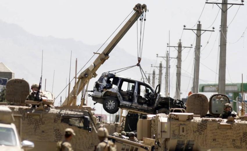 الأمم المتحدة: العنف ضد المدنيين في أفغانستان يهدف لعرقلة مباحثات السلام. (إي بي أيه)