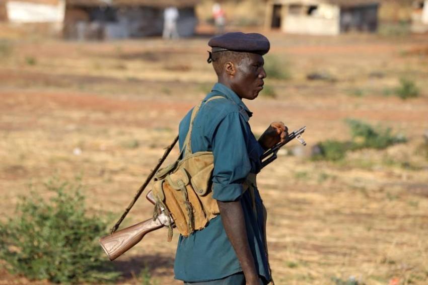 مقتل 22 شخصاً في اشتباكات عرقية بجنوب السودان. (رويترز)