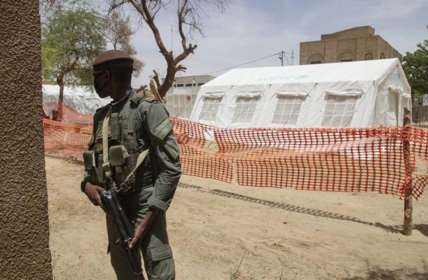 مهاجمون يقتلون 27 قروياً على الأقل في مالي. (أ ب)