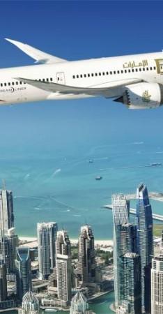 طيران الإمارات. (أرشيفية)