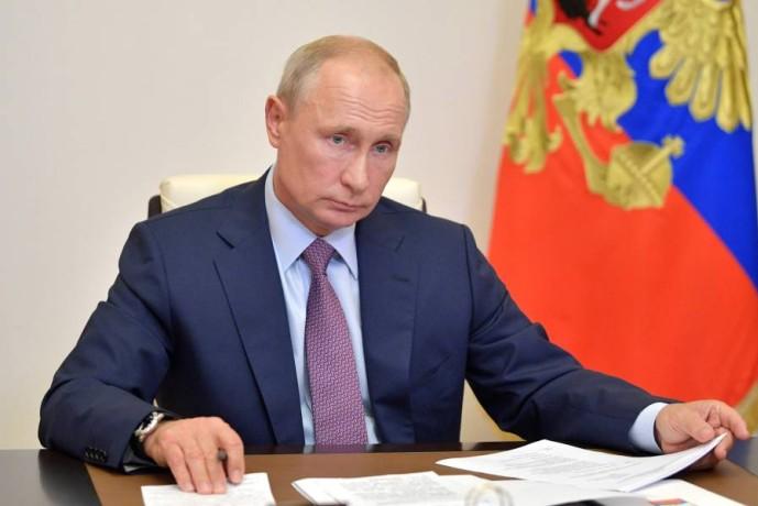 الرئيس فلاديمير بوتين. أ ف ب