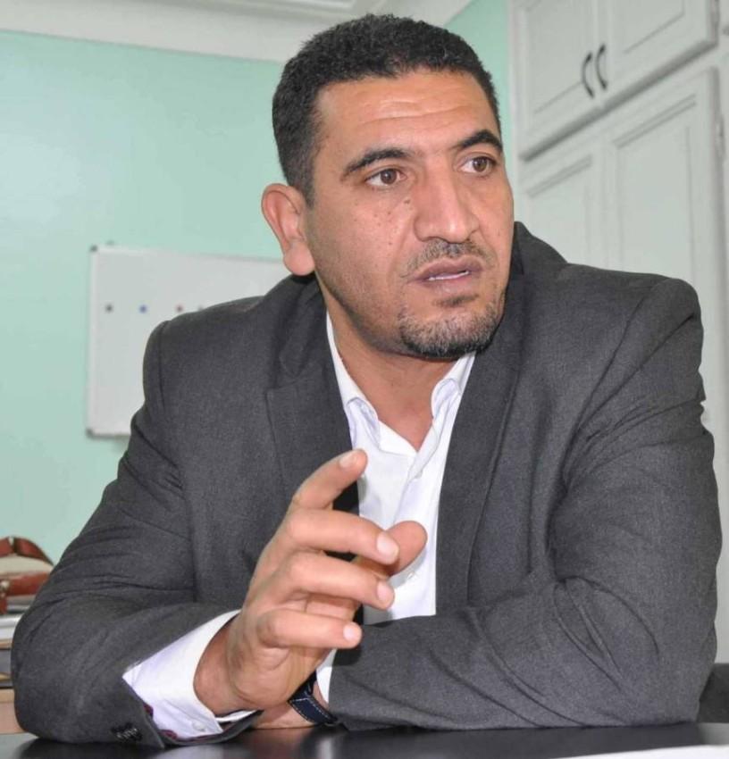 الناشط الجزائري كريم طابو. (من المصدر)