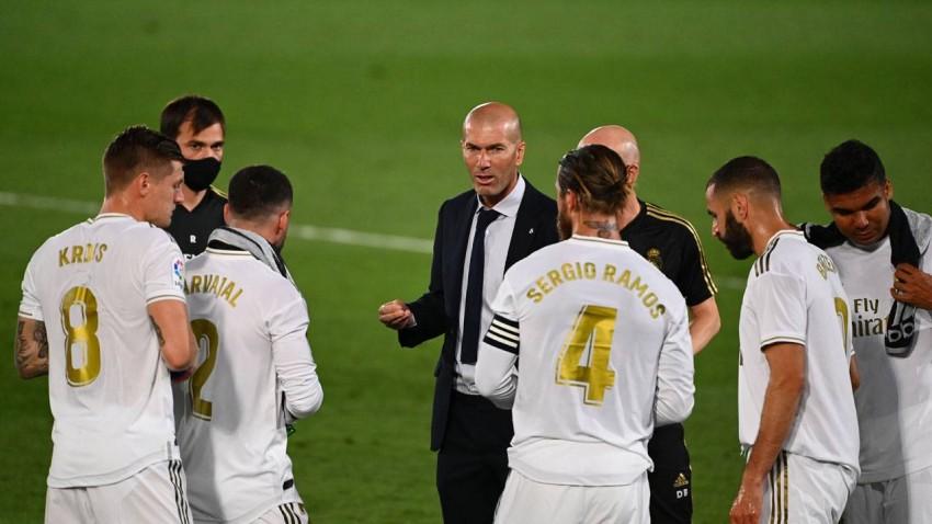 ريال مدريد. (AFP)