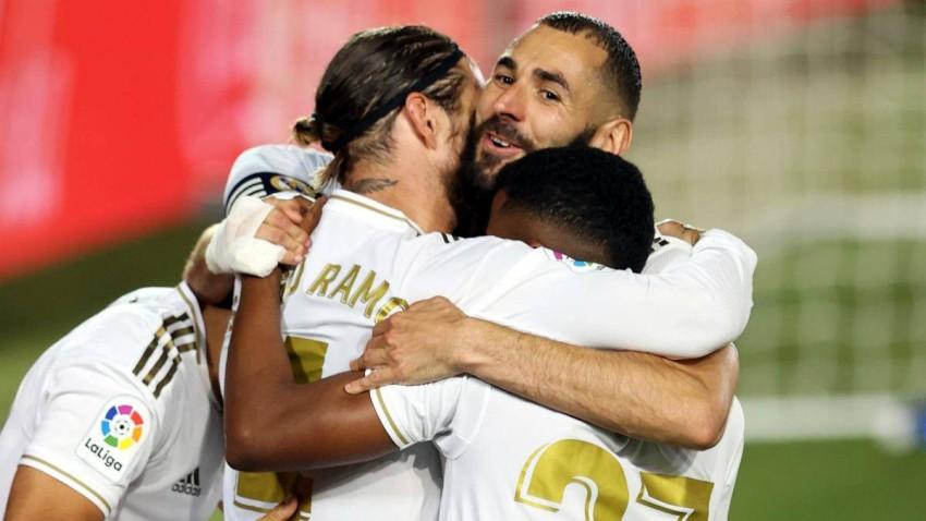 ريال مدريد. ( صحيفة آس)
