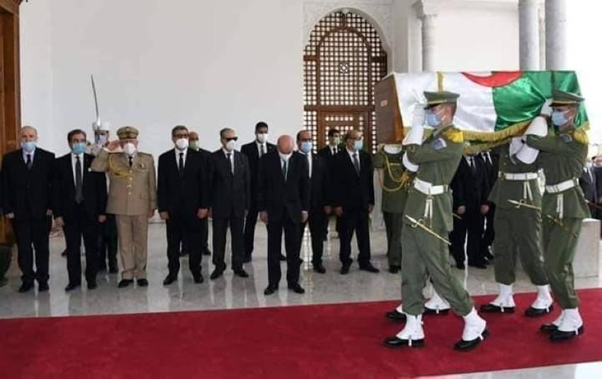 نقل الرفات للجزائر