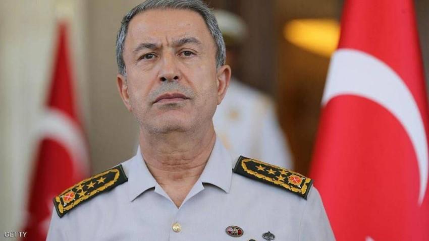 وزير دفاع تركيا.