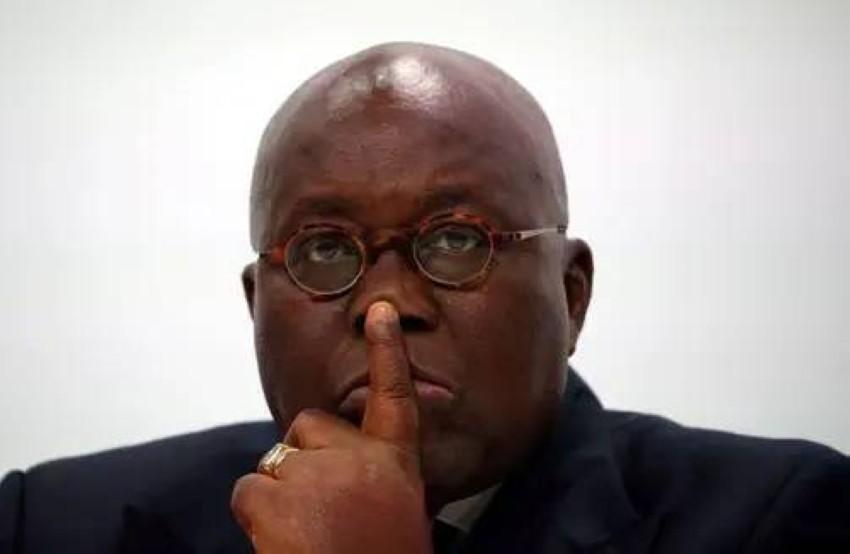 رئيس غانا. (رويترز)