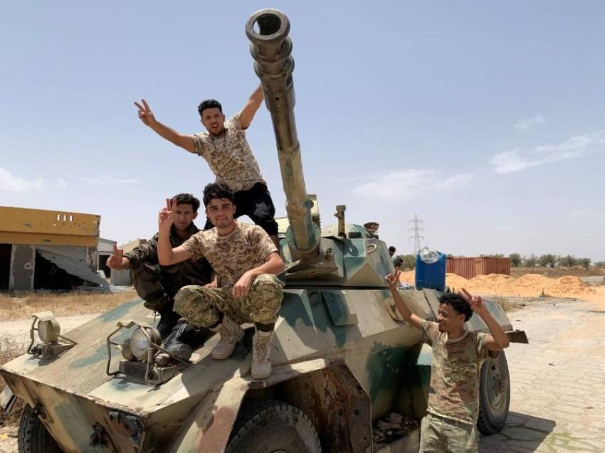 حان الوقت لاستئناف الحوار السياسي في ليبيا. (رويترز)