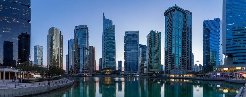برج ألماس، مركز دبي للسلع. (الصورة من المصدر)