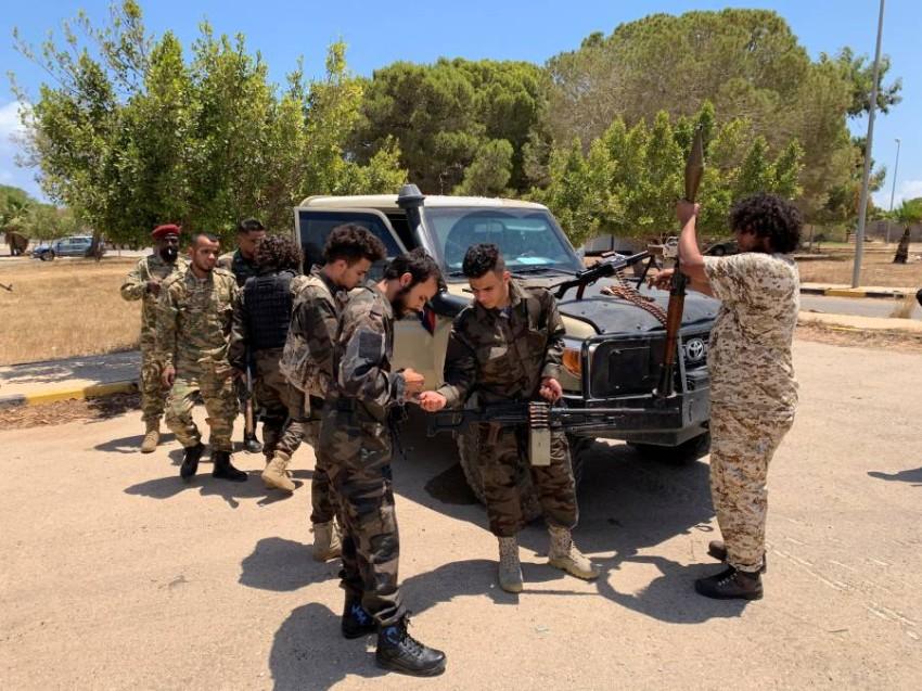 الخارجية الأمريكية تؤيد الحل السلمي في ليبيا. (رويترز)