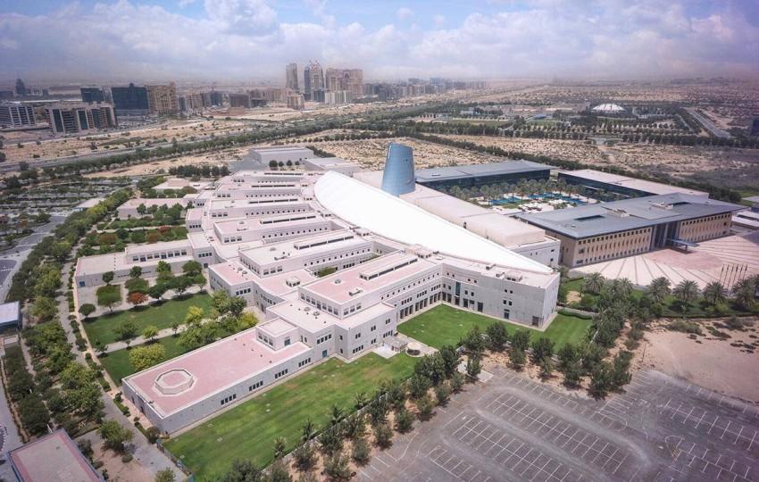 جامعة زايد. (الصورة من المصدر)