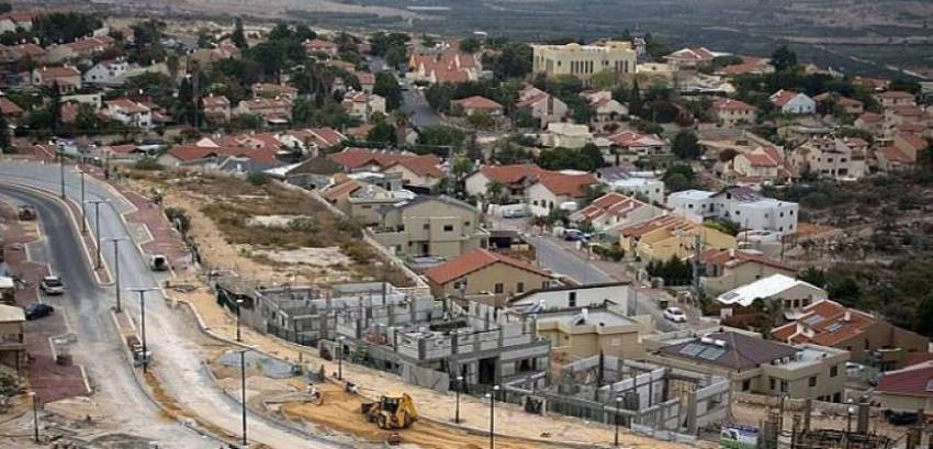 مستوطنات إسرائيلية في مدينة بيت لحم. (أرشيفية)
