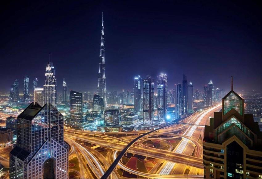 دبي. (الصورة من المصدر)