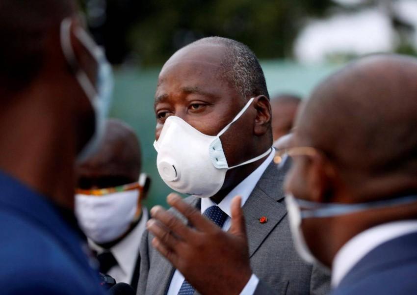 رئيس حكومة ساحل العاج الراحل أمادو غون كوليبالي. (من المصدر)