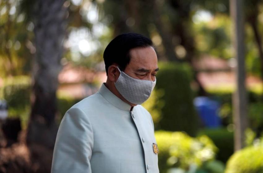 رئيس وزراء تايلاند برايوت تشان-أوتشا. (رويترز)