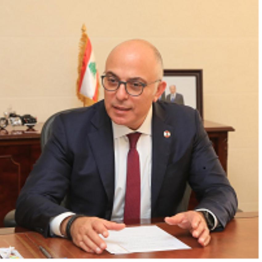 سفير لبنان لدى الإمارات فؤاد شهاب دندن.